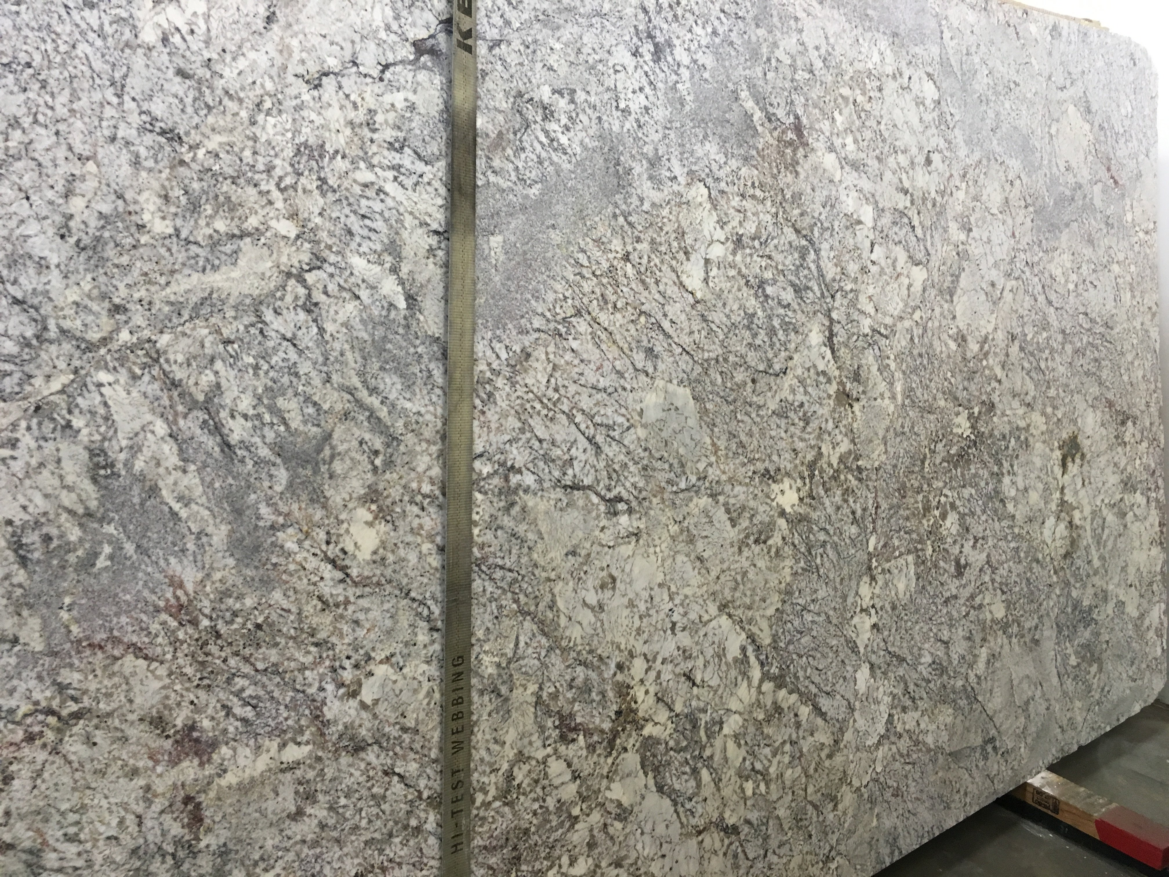 White Springs Leather Granite Slab